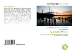 Bookcover of Midnight Movie