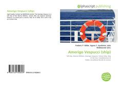 Bookcover of Amerigo Vespucci (ship)