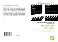 Bob the Builder Characters的封面