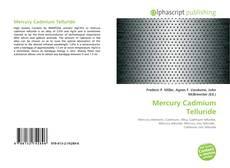 Capa do livro de Mercury Cadmium Telluride