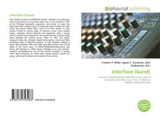 Bookcover of Interface (band)