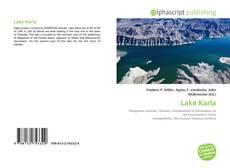 Bookcover of Lake Karla