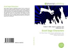 Bookcover of Excel Saga Characters