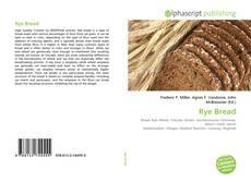 Bookcover of Rye Bread