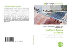Bookcover of Lockheed Bribery Scandals