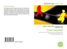 Bookcover of Susan Sarandon