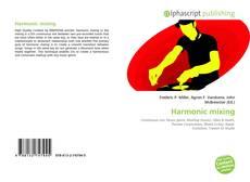 Copertina di Harmonic mixing