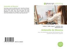 Bookcover of Antonello da Messina