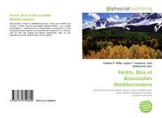 Portada del libro de Forêts, Bois et Broussailles Méditerranéens