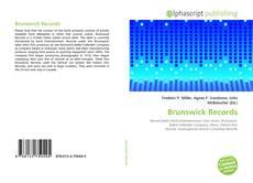 Обложка Brunswick Records