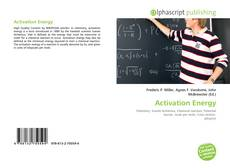 Bookcover of Activation Energy