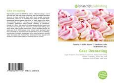 Capa do livro de Cake Decorating