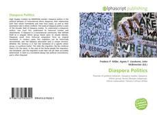 Diaspora Politics的封面
