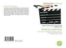 Borítókép a  American Experience - hoz