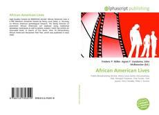 Borítókép a  African American Lives - hoz