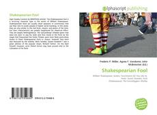 Bookcover of Shakespearian Fool