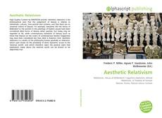 Bookcover of Aesthetic Relativism