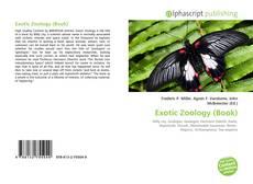 Borítókép a  Exotic Zoology (Book) - hoz