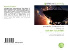 Capa do livro de Bohdan Paczyński