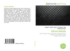 Обложка Silicon Nitride