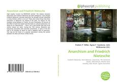 Capa do livro de Anarchism and Friedrich Nietzsche
