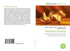 Bookcover of Mushroom Hunting
