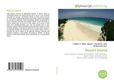Bookcover of Desert Island