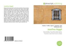 Bookcover of Josefina Niggli