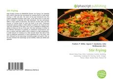 Bookcover of Stir Frying
