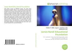 Borítókép a  James Randi Educational Foundation - hoz