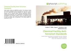 Bookcover of Chemical Facility Anti-Terrorism Standards