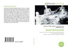 Portada del libro de Death (Discworld)