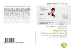 Portada del libro de Organisation Internationale du Travail