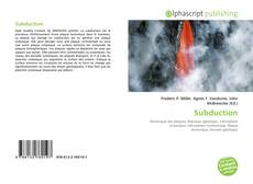 Capa do livro de Subduction