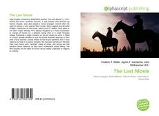 Bookcover of The Last Movie