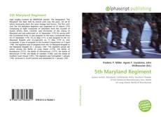 Buchcover von 5th Maryland Regiment