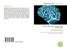 Capa do livro de Dissociative