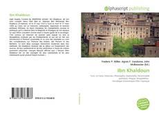 Couverture de Ibn Khaldoun