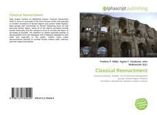 Bookcover of Classical Reenactment