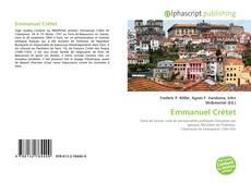 Bookcover of Emmanuel Crétet