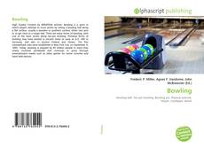 Bookcover of Bowling