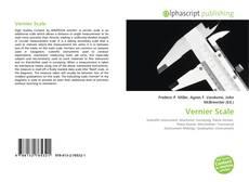Portada del libro de Vernier Scale
