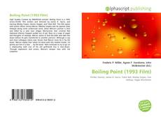 Bookcover of Boiling Point (1993 Film)