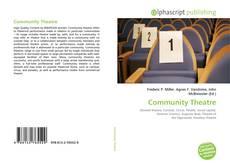 Copertina di Community Theatre