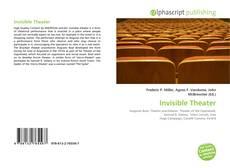 Invisible Theater kitap kapağı