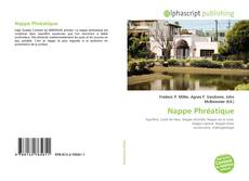 Couverture de Nappe Phréatique
