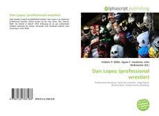Capa do livro de Dan Lopez (professional wrestler)