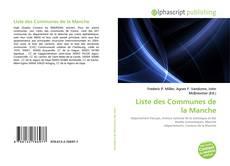 Buchcover von Liste des Communes de la Manche