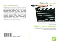 Couverture de Digital Cinema Initiatives