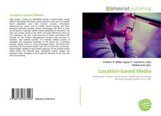 Buchcover von Location-based Media